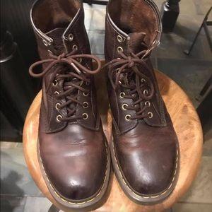 Men's Boots Dr Martens leather